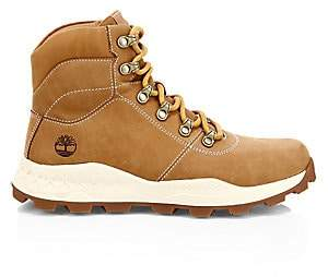 Timberland Men's Brooklyn Lace-Up Leather Hiking Boots