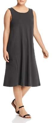 Bobeau B Collection by Curvy Lillian Tie-Back Tank Dress
