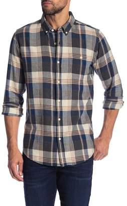 Ezekiel Nathan Plaid Woven Regular Fit Shirt