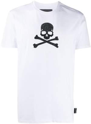 Philipp Plein Signature studded skull T-shirt