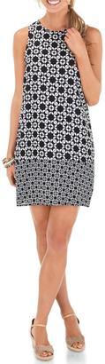 Mud Pie Black & White Dress $48.95 thestylecure.com