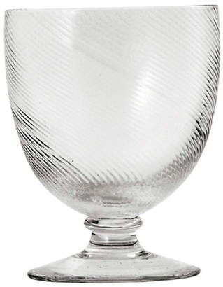 OKA Small Twisted Wine Glasses, Set of 4