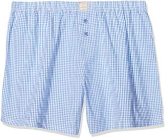Esprit Men's 018ef2t016 Boxer Shorts, Blue (Light 440), (Manufacturer Size: 7)