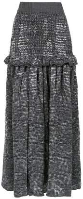Cecilia Prado Lorine knit long skirt