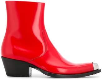 Calvin Klein Tex C Spazzolato boots