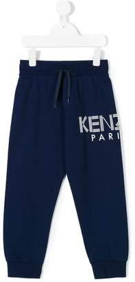 Kenzo branded track pants