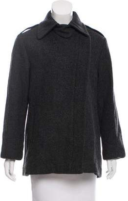 See by Chloe Wool Knee-Length Coat w/ Tags