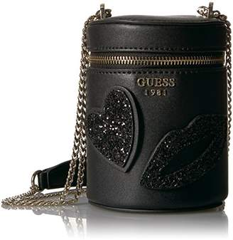 GUESS Ever After Cylinder Crossbody