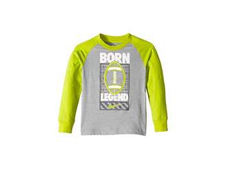 Nike Sports Verbiage Raglan Tee (Toddler)