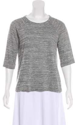 Rag & Bone Three-Quarter Sleeve T-Shirt