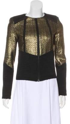 Alexis Seville Metallic Jacket w/ Tags