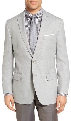 Men's Hart Schaffner Marx Classic Fit Wool Blazer $495 thestylecure.com