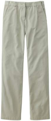 L.L. Bean L.L.Bean Wrinkle-Free Bayside Pants, Classic Fit Hidden Comfort Waist