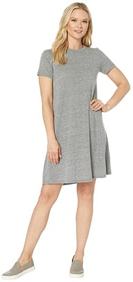 Alternative Eco-Jersey Flare T-Shirt Dress