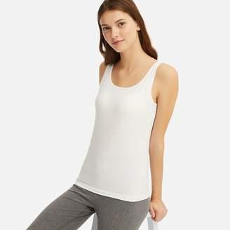 Uniqlo WOMEN Supima Cotton Bra Sleeveless Top