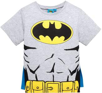 Batman Boys Cape T-shirt