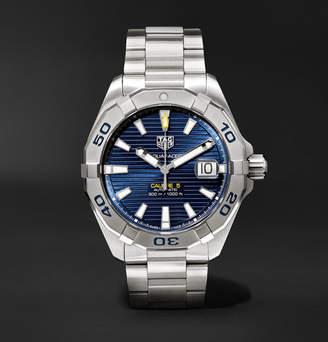 Tag Heuer Aquaracer Automatic 40.5mm Steel Watch