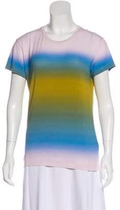 Jonathan Saunders Short Sleeve Top Multicolor Short Sleeve Top
