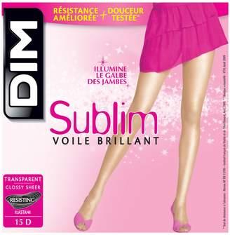 Dim Sublim Glossy Sheer Pantyhose 15D