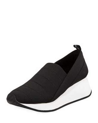 Donald J Pliner Piper Basic Stretch Slip-On Sneakers