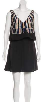 Mara Hoffman Embellished A-Line Dress w/ Tags
