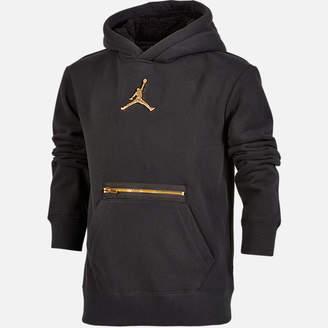 Nike Boys Jordan Metal Man Hoodie