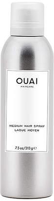 OUAI Medium Hair Spray in Neutral. $26 thestylecure.com