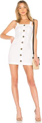 LPA Button Up Tank Dress