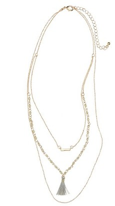 Women's Bp. Multistrand Necklace $15 thestylecure.com