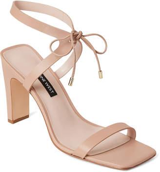 7f13d56ea41 Nine West Beige Open Toe Women s Sandals - ShopStyle