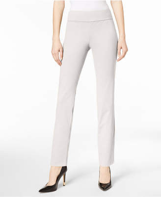 Charter Club Cambridge Pull-On Skinny Ankle Jeans