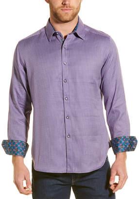 Robert Graham Garvey Woven Shirt