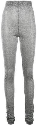 Philosophy di Lorenzo Serafini lurex tights