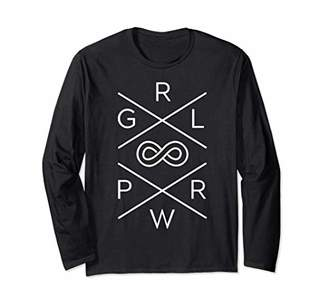 GRL PWR T shirt - Girl Power Forever - Cool Shirts for Women