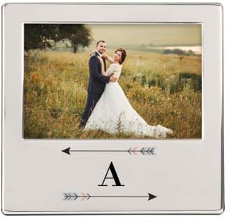Cathy's Concepts Monogram Silver Picture Frame
