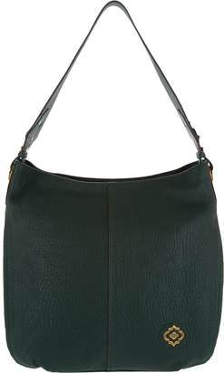 Oryany Lamb Leather Hobo Handbag- Aimee