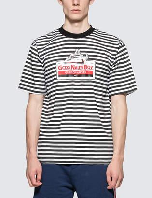 Gcds Nauti Stripes S/S T-Shirt