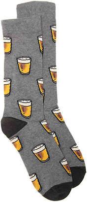 K. Bell Beer Crew Socks - Men's