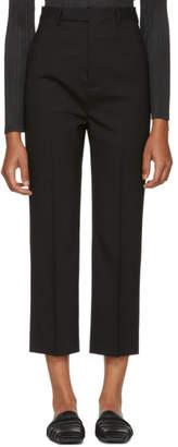 Rick Owens Black Bolans Zanlight Trousers