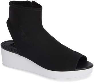 Donna Karan New York Rivera Mid-Wedge Sandal
