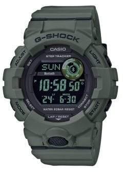G-Shock Digital Resin-Strap Watch