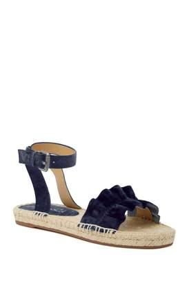 Splendid Becca Ruffled Espadrille Sandal