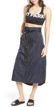 Ivy Park R) Harness Skirt