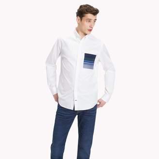 Tommy Hilfiger Contrast Pocket Regular Fit Shirt