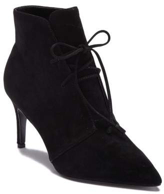 Charles David Portis Suede Ankle Bootie