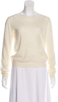 Timo Weiland Open Knit Wool Sweater w/ Tags