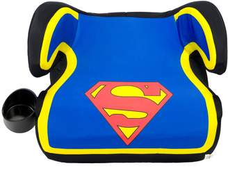 Kidsembrace DC Comics Superman Backless Booster Car Seat by KidsEmbrace