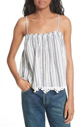 Women's Joie Andoche Stripe Camisole $158 thestylecure.com