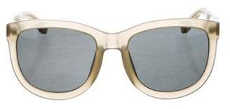 Linda Farrow The Row x Tinted Lens Sunglasses