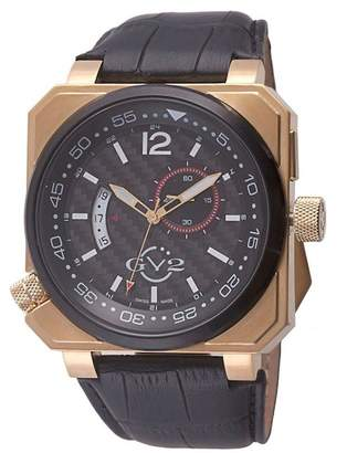 Gevril Men&s XO Submarine Watch $2,595 thestylecure.com